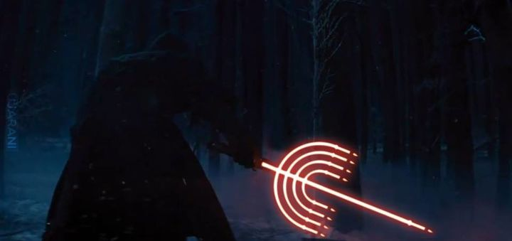 Mistrz Juda. Star Wars: The Force Awakens