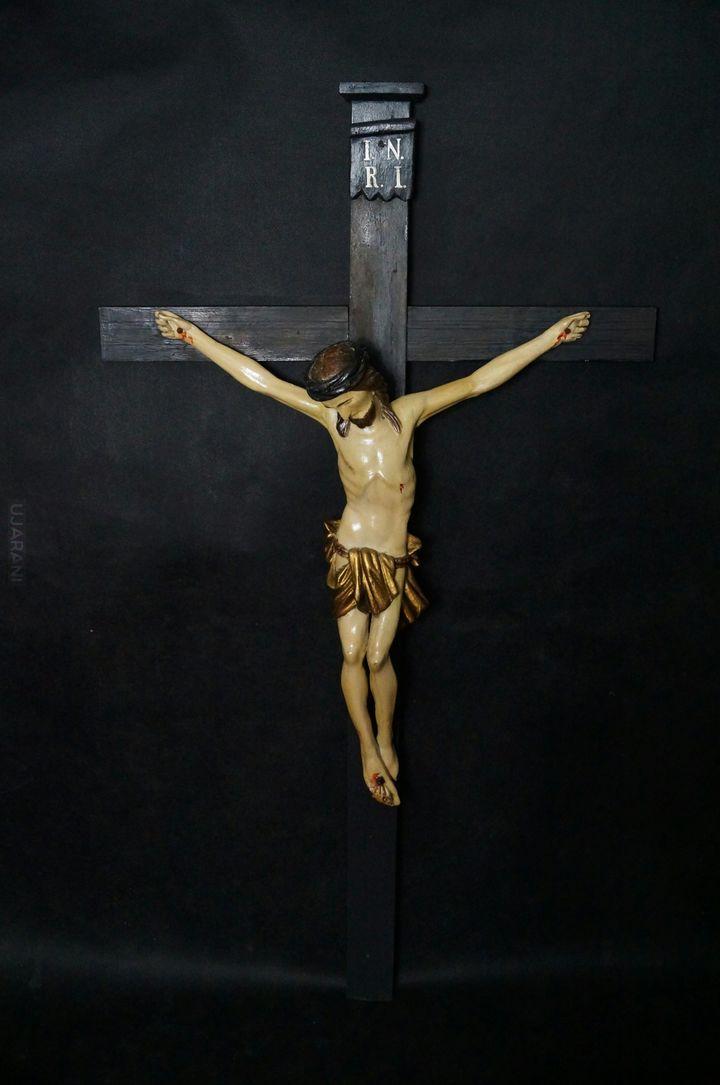 Renowacja Krucyfiksu