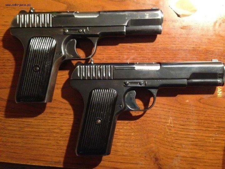 TT wz 33 - 7.65mm