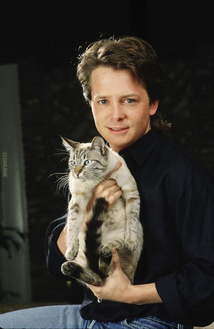 Michael J Fox, 1988