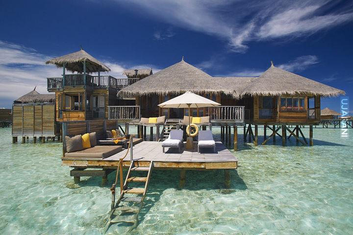 Gili Lankanfushi / Malediwy