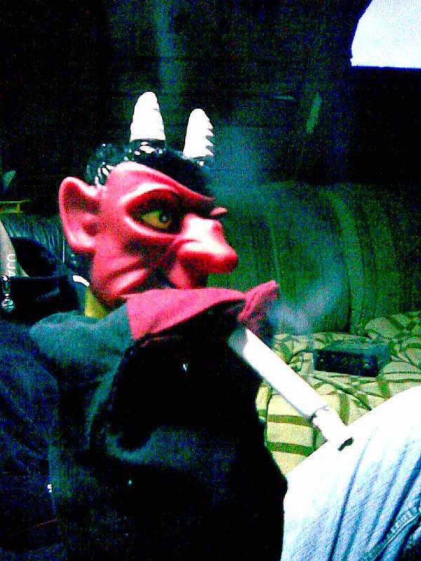 MR. Szatan