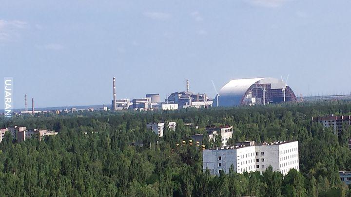 Czarnobylska Strefa Wykluczenia - Novarka. Rok 2015