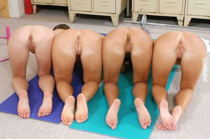 Curvy nude girl gifs