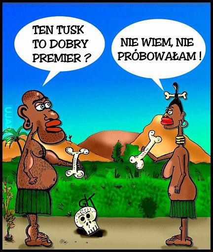 Dobry premier Tusk ;)