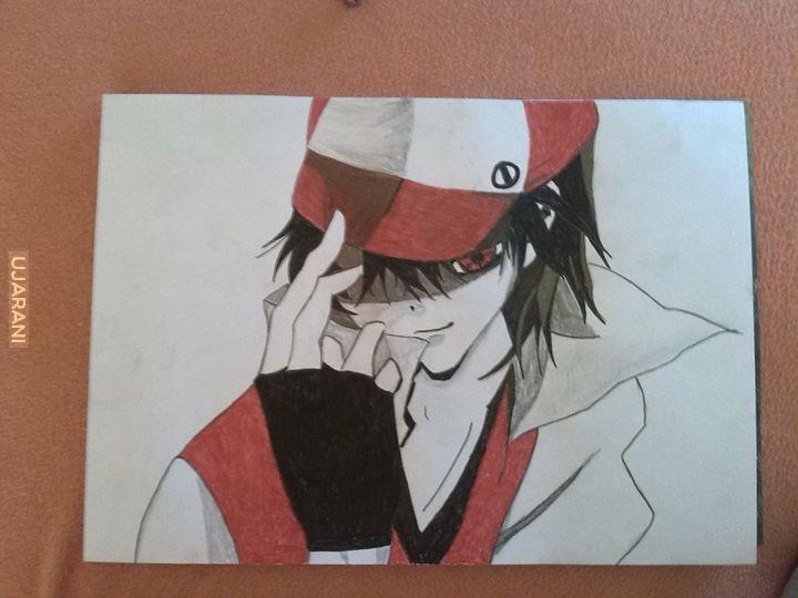 Ash w innej wersji