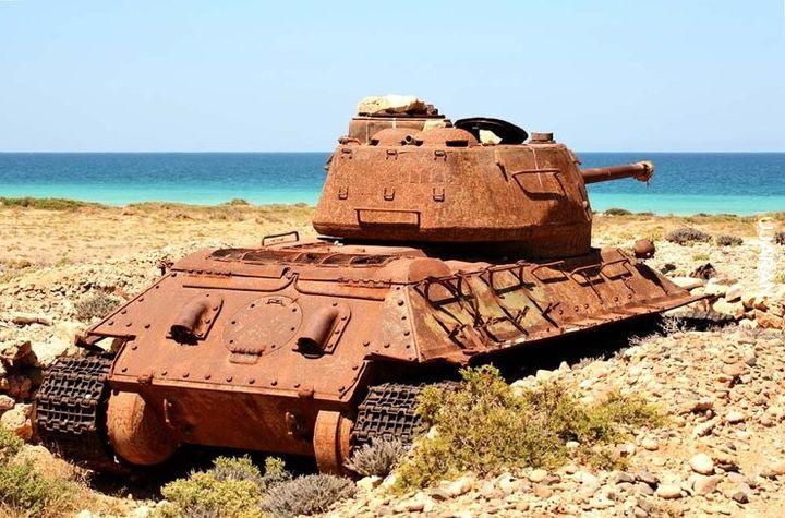 Jemen - Sokotra