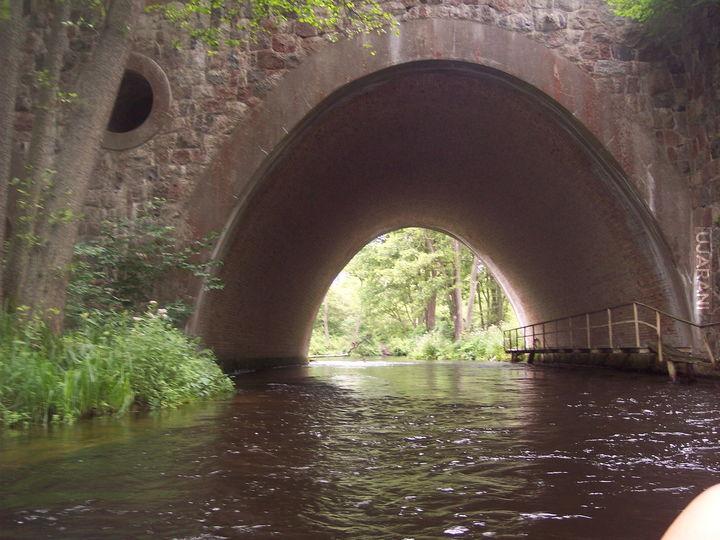 Trochę piękna z polskich rzek.