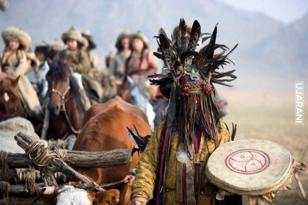 The Call of 13 Shamans - Zjazd szamanów