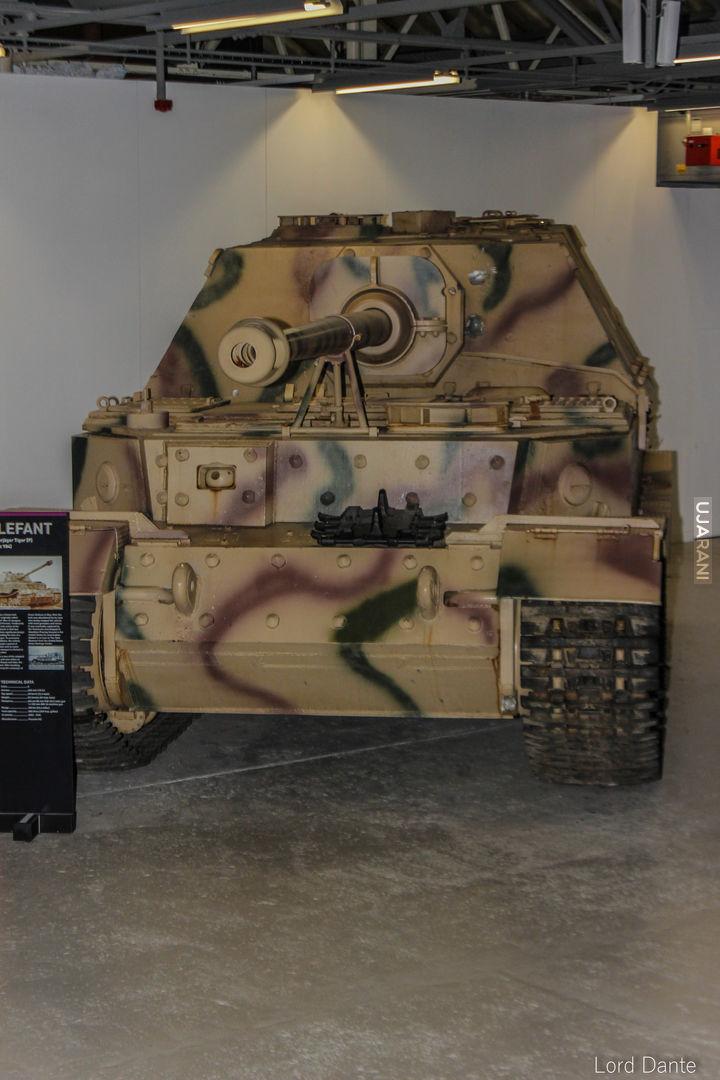 Bovington Tank Museum III