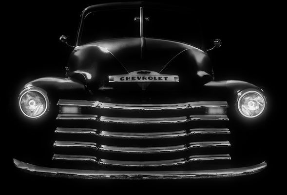 Chevrolet 1948. Pick-up