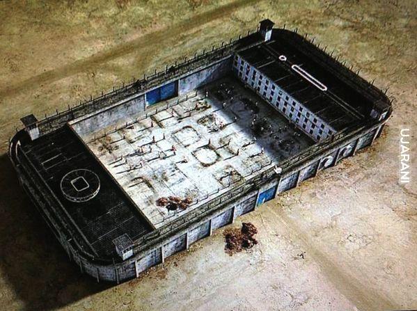 iPrison - współczesne więzienie