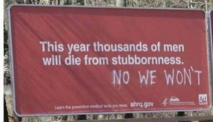No we won't