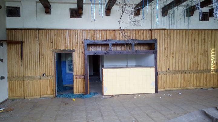 Opuszczony ośrodek
