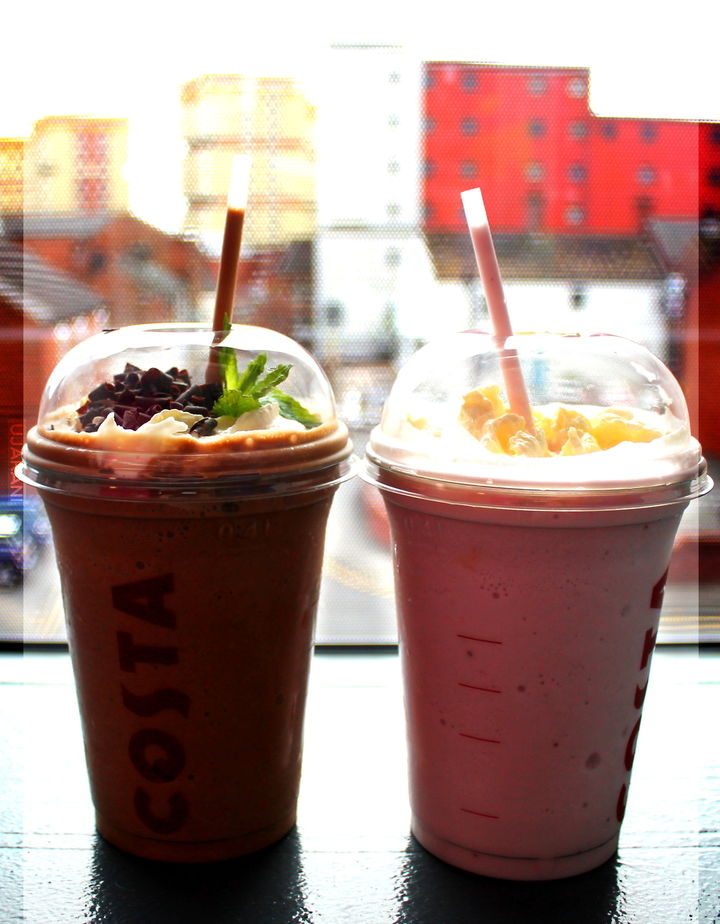 mrożona kawa ♥