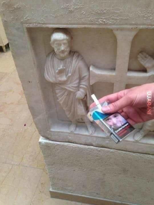 Dziękuję, nie palę. Palenie nie jest modne!