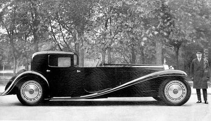 Bugatti Type 41 Royal
