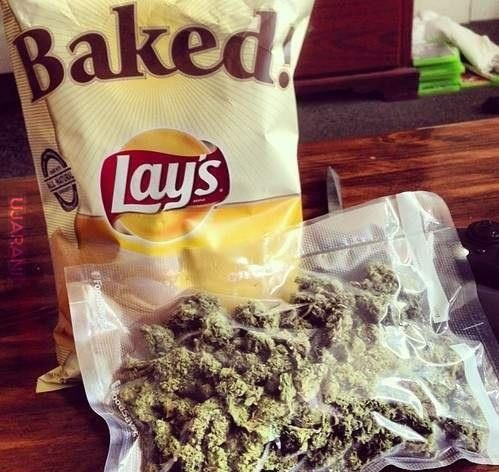 Ley's baked !