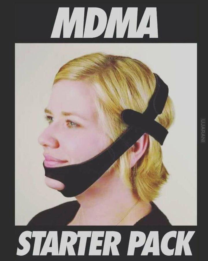 MDMA STARTER PACK