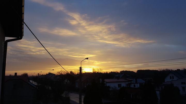 Poranek ;)