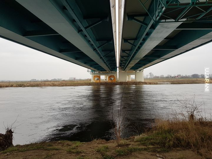 Miejscówka pod mostem