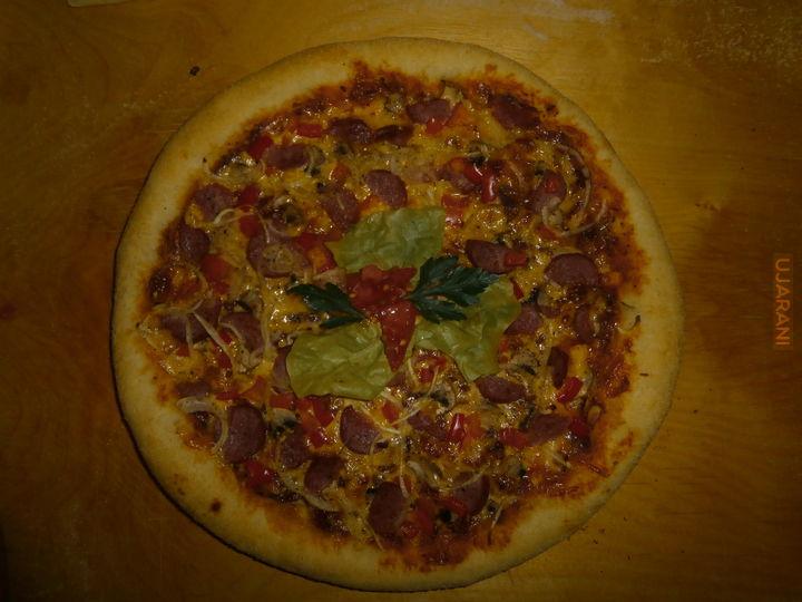 pizza domowa :)
