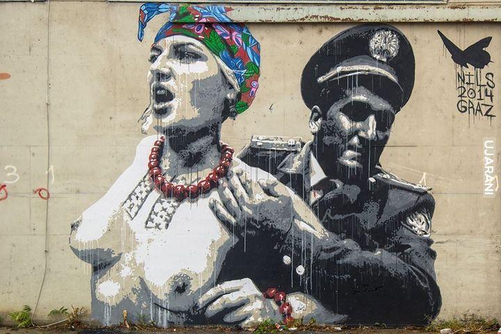 Femen Graz Austria