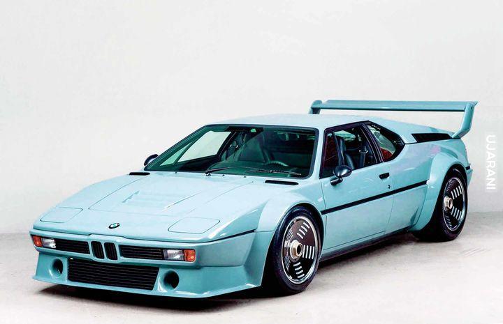 BMW M1 E26