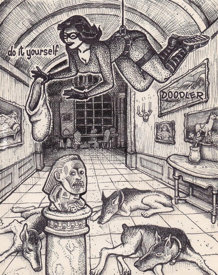 Doodler (gryzmoły)