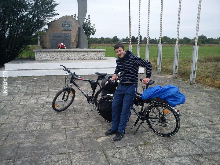 wyprawa rowerowa