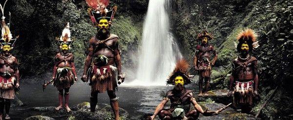 Fotografia etniczna - Jimmy Nelson