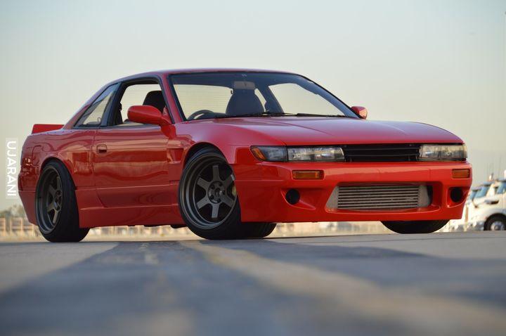 Nissan Silvia 1990r