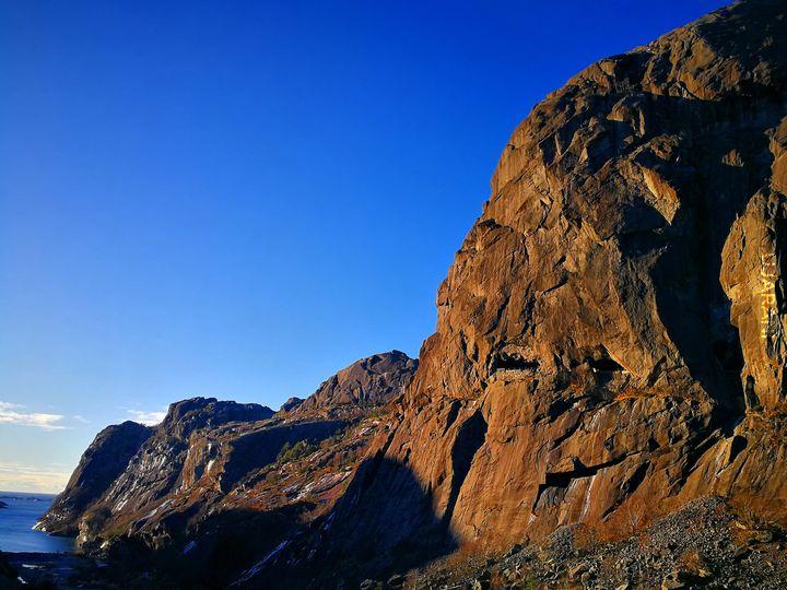Dziura w skale