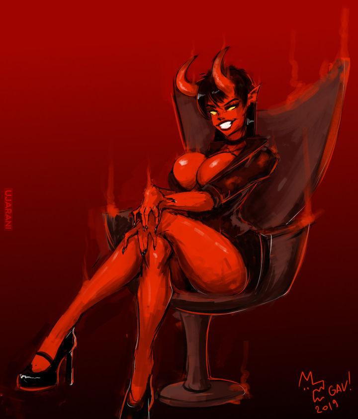 WIEDŹMA czy diablica?