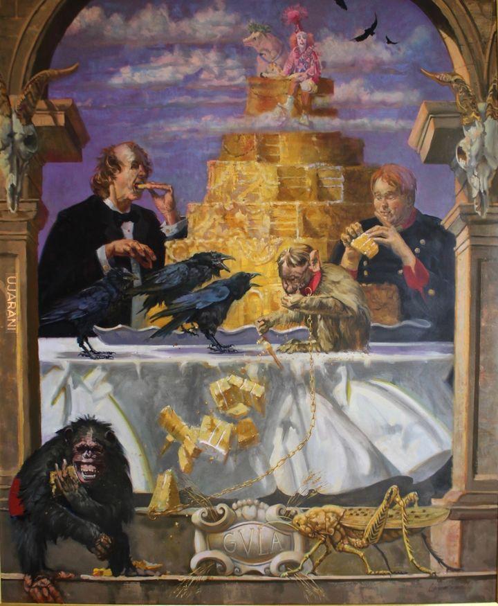 Seven Deadly Sins, William Woodward