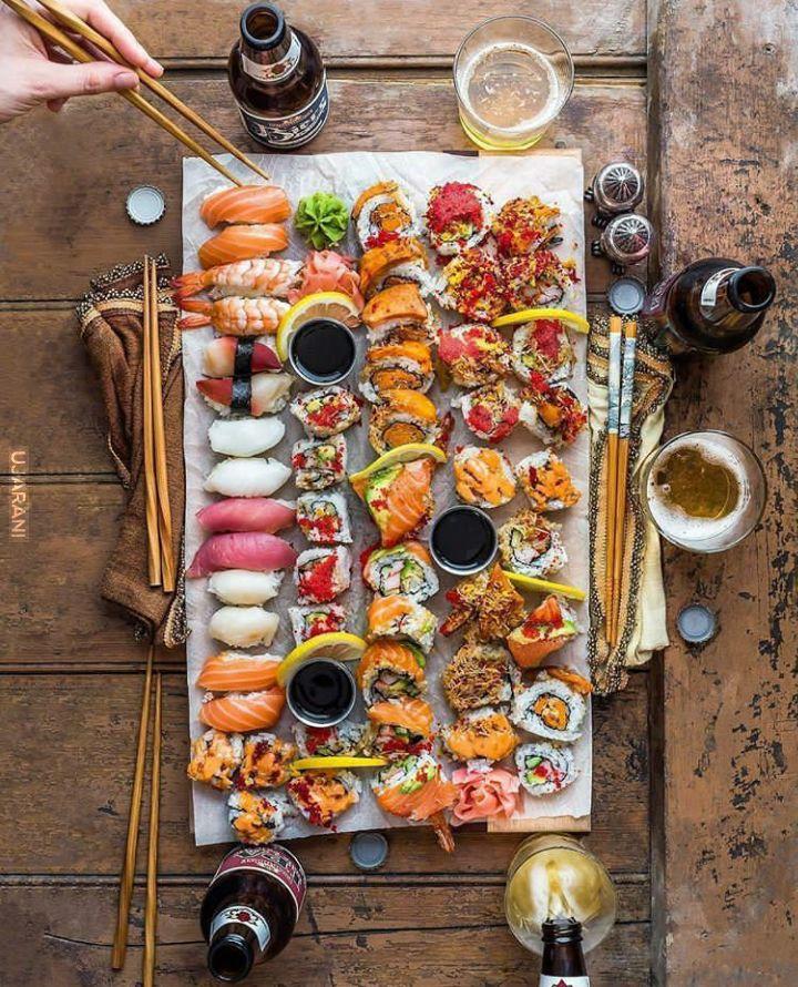 Japan Food (sushi)