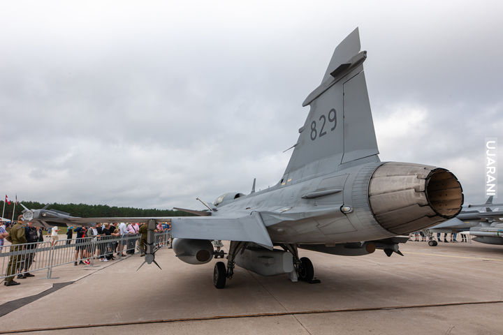 Pokazy lotnicze Ronneby 2019