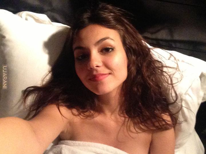 Selfie Victoria Justice