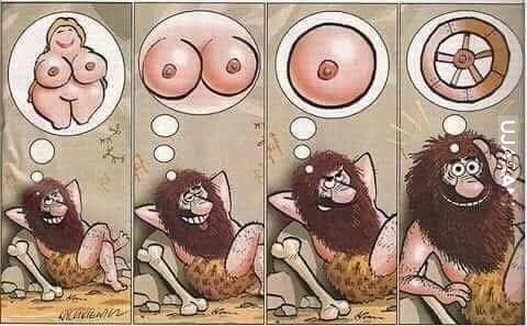 Potrzeba matką wynalazków? :D