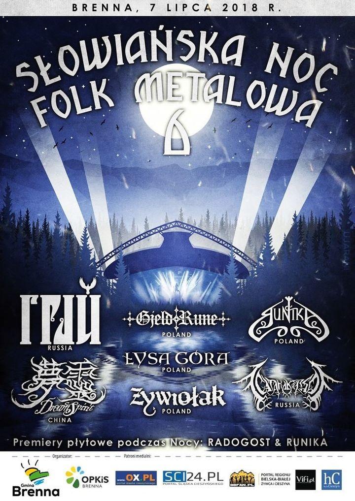 VI Słowiańska Noc Folk Metalowa