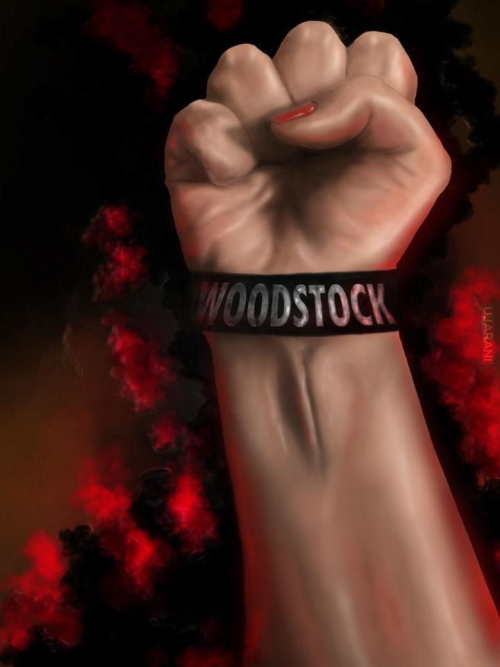 ___hash___Krzak znów coś nabazgrał ___hash___3 ___hash___Woodstock