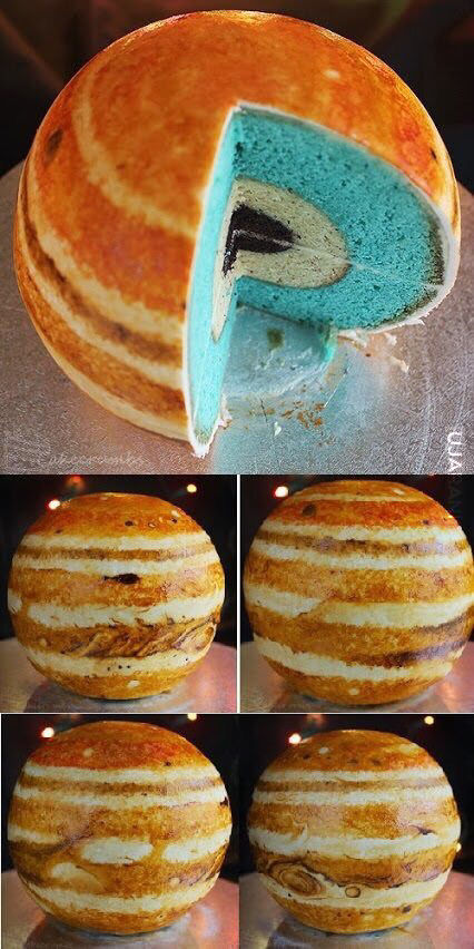 Ciasto czy planeta?