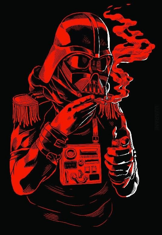 The Dark Side Smoke
