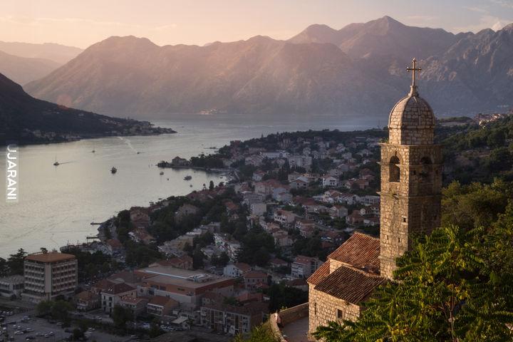 Crkva Gospa od Zdravlja, Kotor, Czarnogóra.