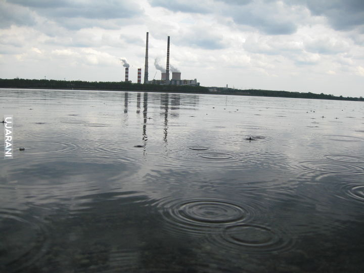 Rybnicki zalew + elektrownia