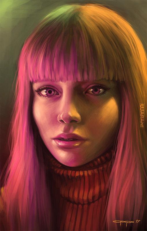 kolejny portrecik