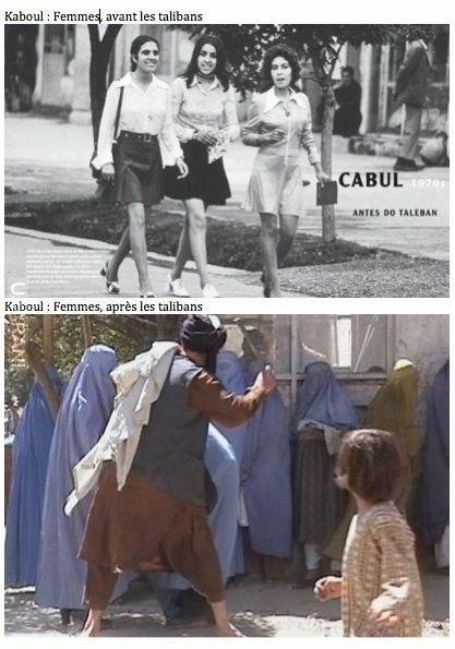 Impreza kiedys i obecne czasy u Kaboul-a.