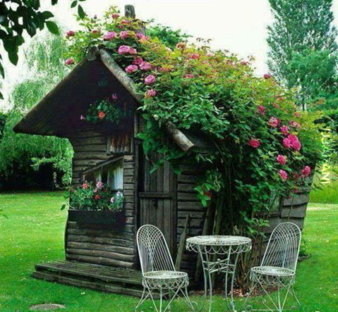 Magiczny domek