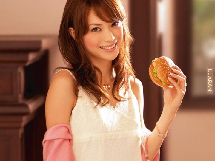 Hamburger ;)