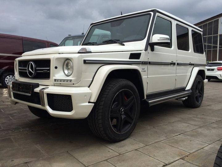 Mercedes benz g63 amg v8 biturbo for Mercedes benz amg v8 biturbo
